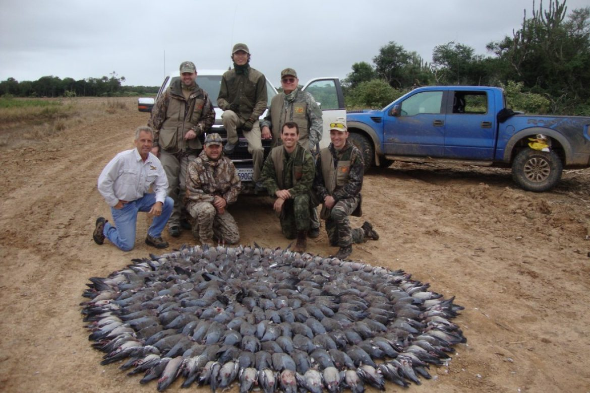Bolivia Dove Hunting – Kevin Gehm's Field Journal