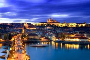 prague-city-night-skyline