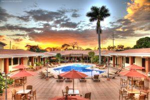 Los Farallones Hotel Chinendega Nicaragua Managua