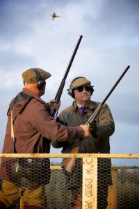Baronscourt Estate Ireland Europe pheasant hunting