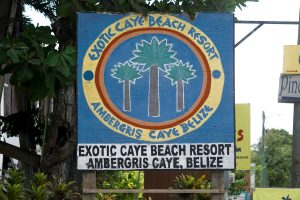 Exotic Caye Beach Resort Ambergris Caye Belize