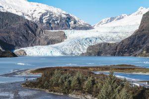 Golden Eagle cruise Alaska tour landscape glacier