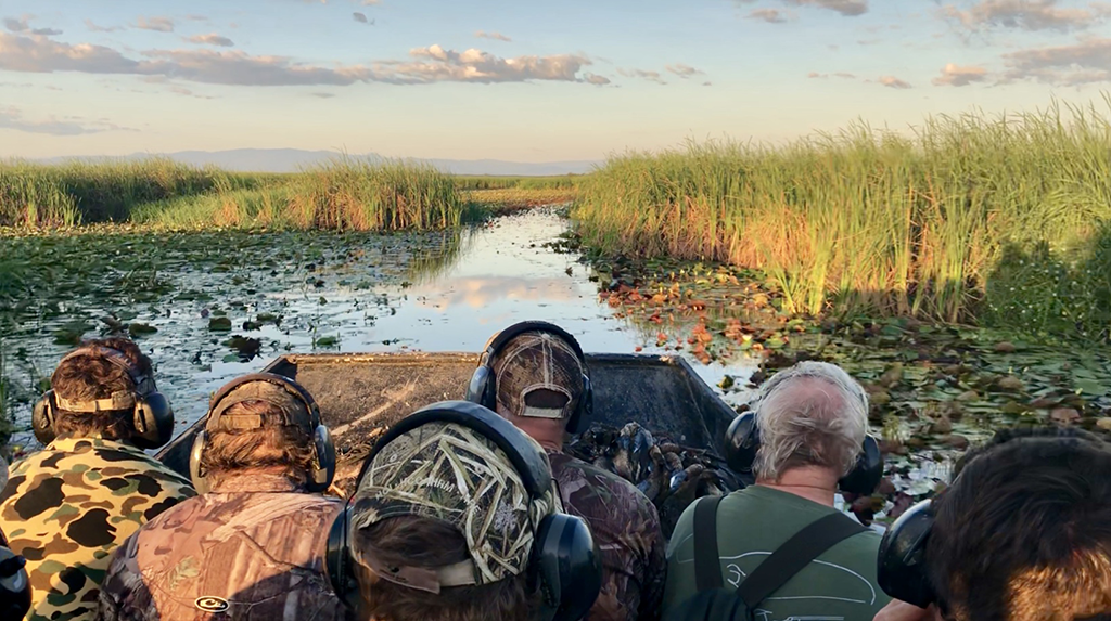 WRAPPING UP AN INCREDIBLE Nicaragua Duck and Dove Season