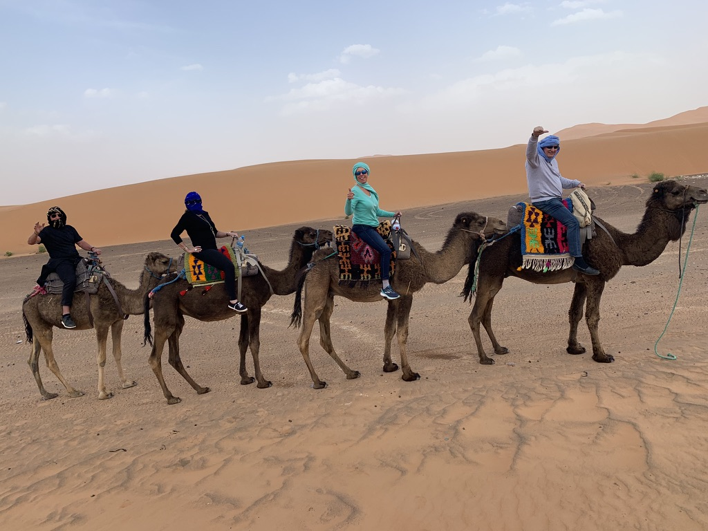 Morocco is THE Global Hotspot for Cultural and Sporting Adventure